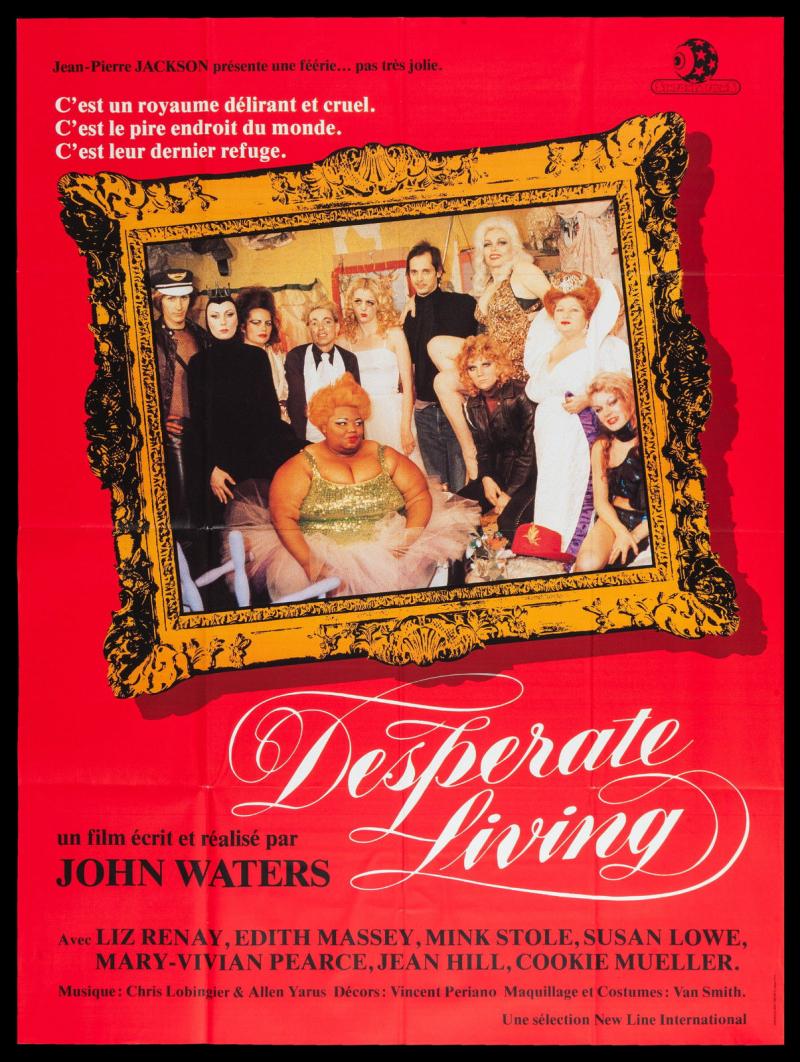John Waters Desperate Living