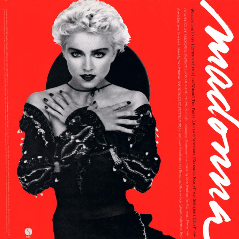 Madonna-Wheres-Party