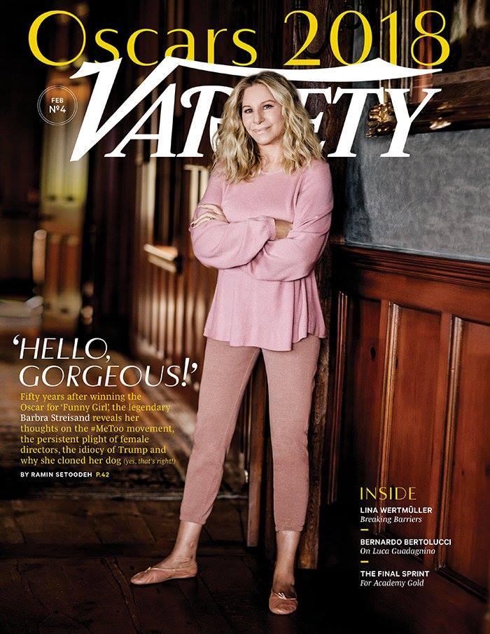 Barbra-Streisand-Variety