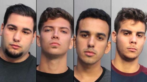 Miami Beach hate crimes