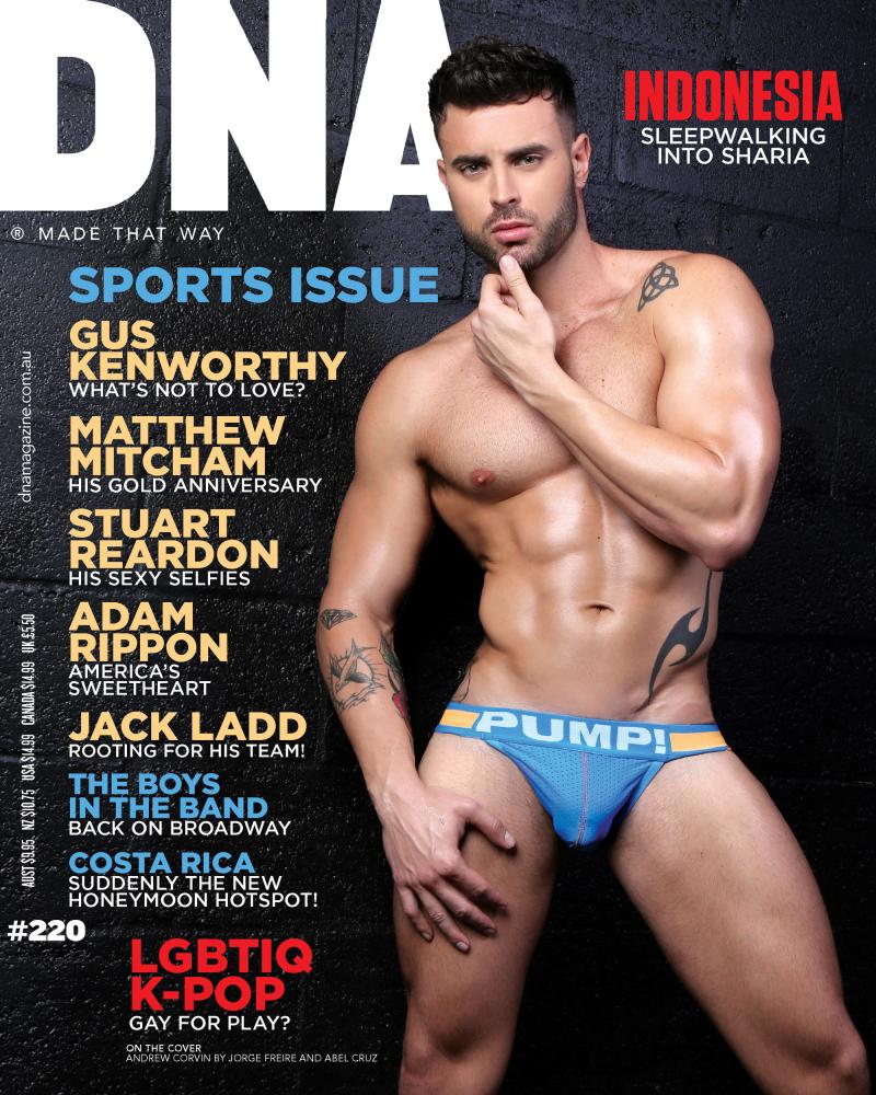 Andrew Corvin DNA