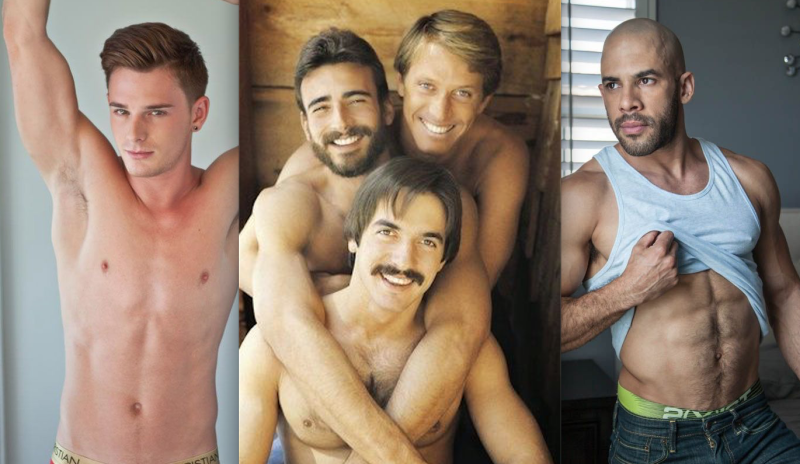 History's 250 Greatest Gay-Porn Stars: My NEW List - boy culture