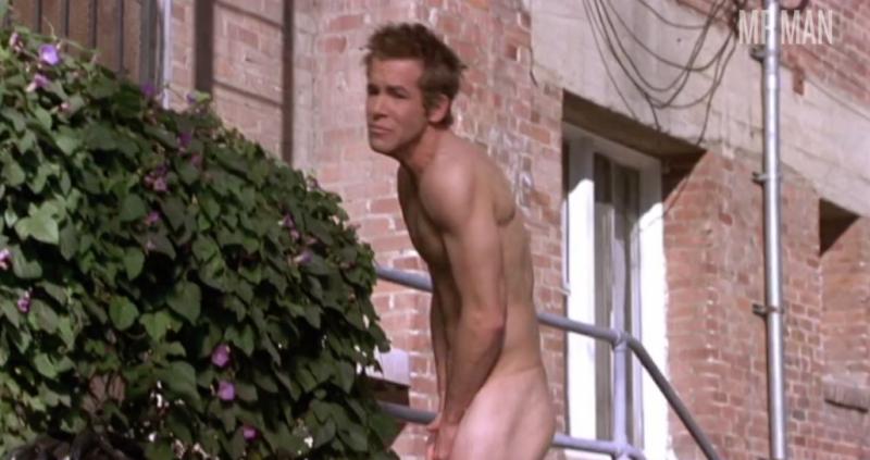 Ryan Reynolds nude