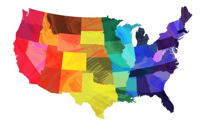 Gay 50 States