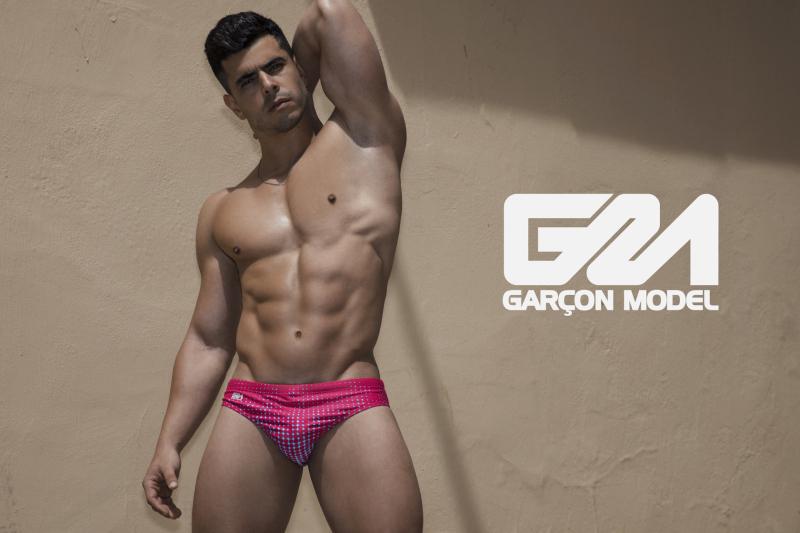 Garçon Model Quantum Swimwear Collection 5