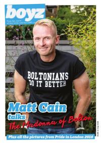 Matt Cain Boyz Madonna