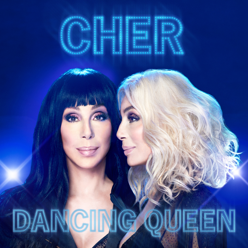 Dancing Queen Album Cover (jpeg)