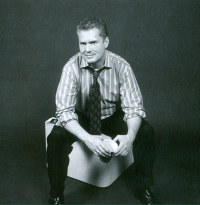 Reed Massengill Author Photo by Phillip Pomeroy