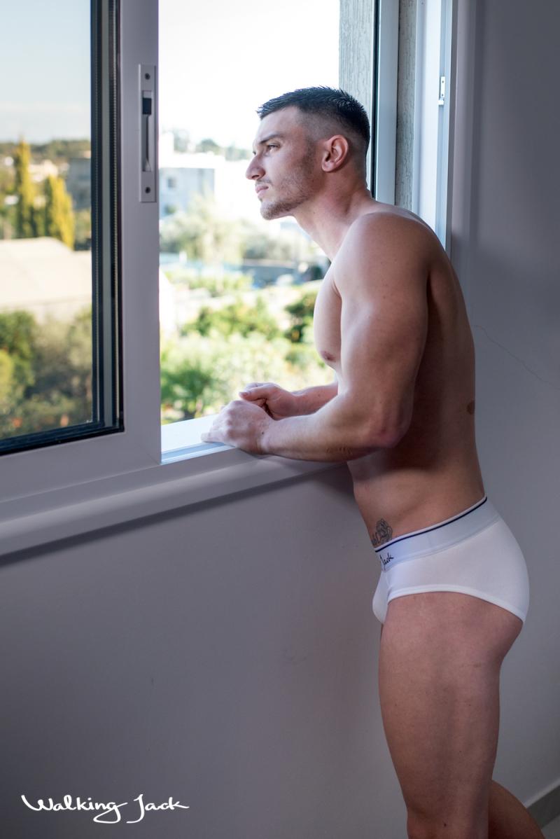 Walking Jack underwear - Omega Fitness photography - Daniel Tsvetkov 01