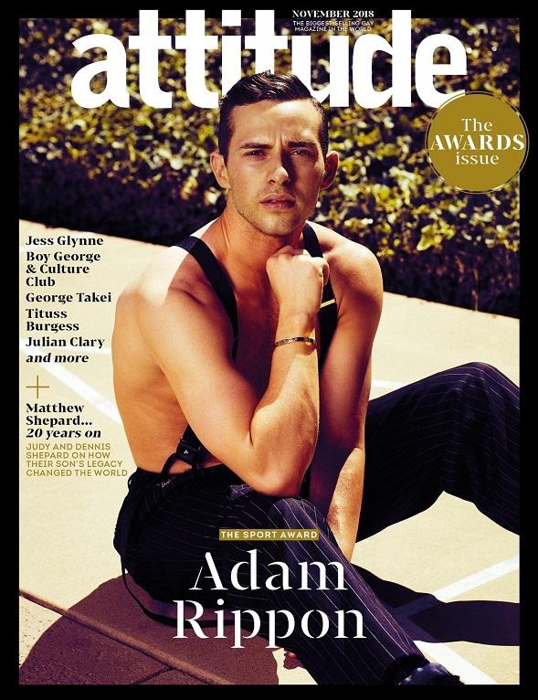 Adam Rippon Attitude