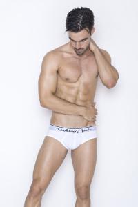 Walking Jack - underwear - Core Briefs - White_White - FR02 - LR