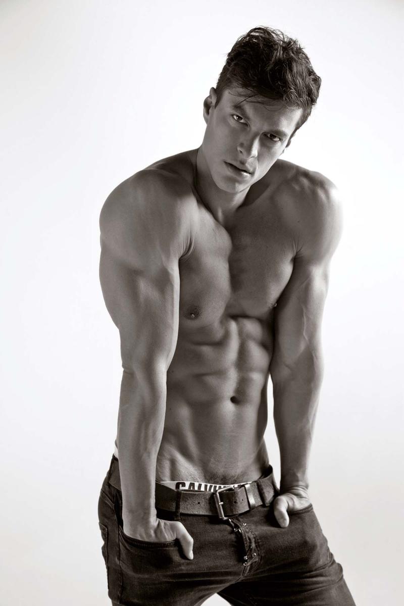 Felipe Anibal by Stefan Mreczko for Brazilian Male Model_010