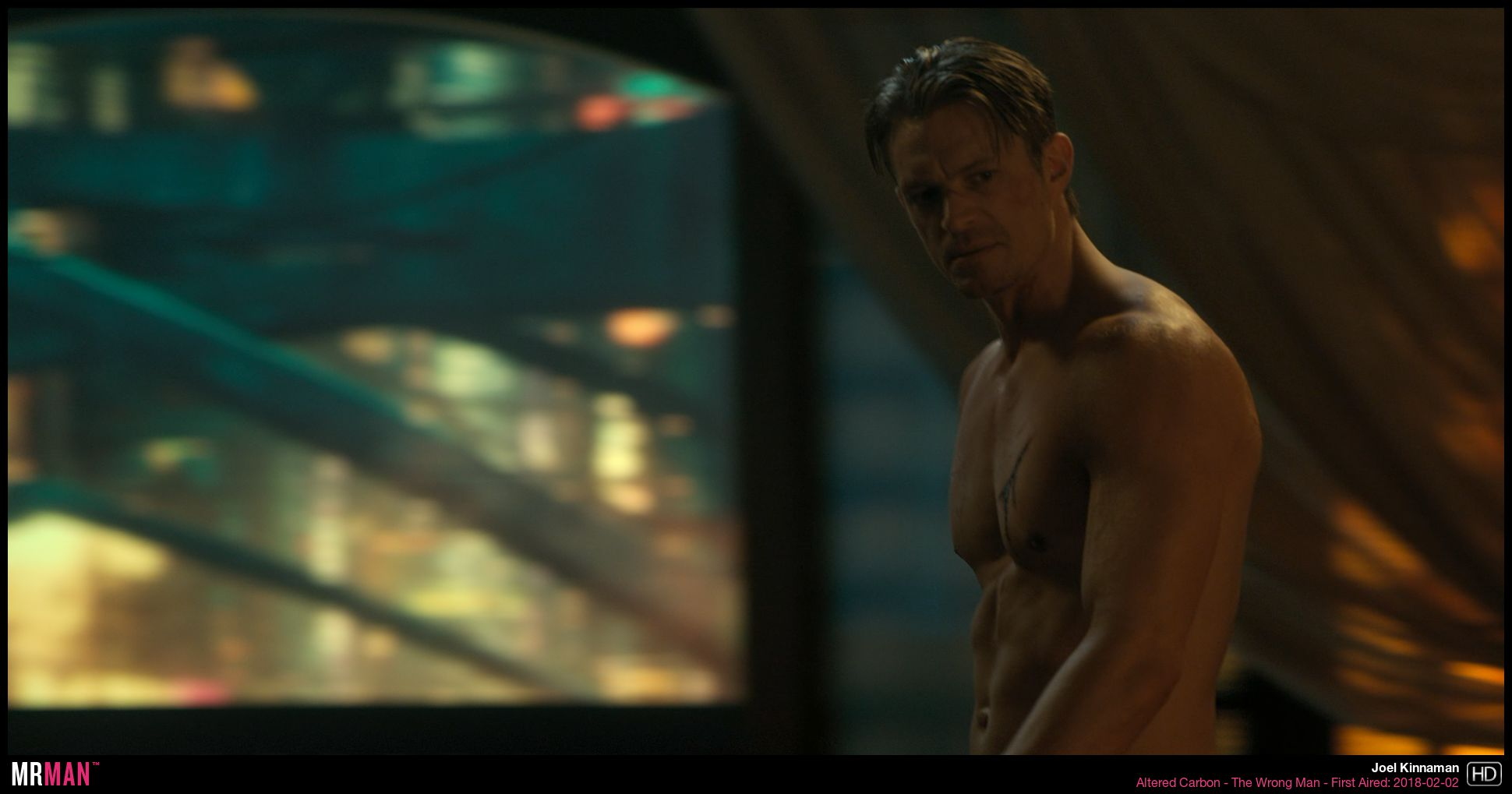 Altered Carbon Male Frontal who needs the oscars? here come the manatomy awards! - boy