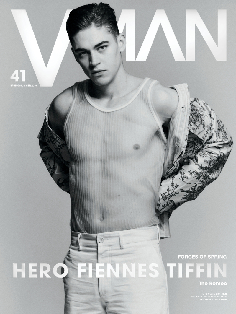 Výsledek obrázku pro HERO FIENNES-TIFFIN sexy