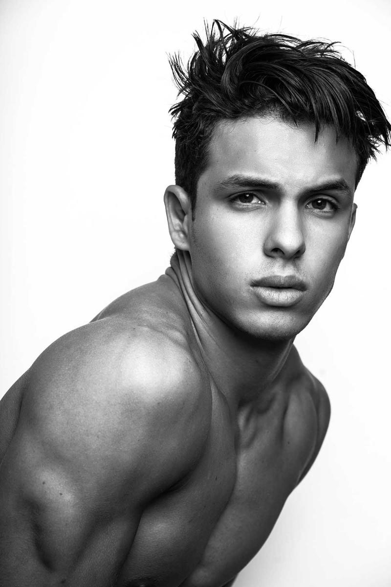 Matheus Fajardo by Malcolm Joris for Brazilian Male Model_0