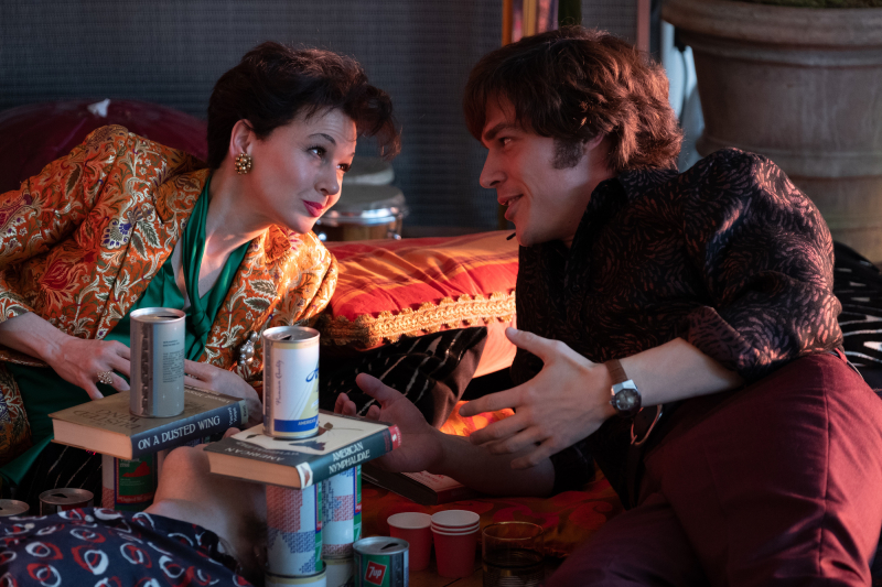 Finn Wittrock in JUDY  Photo credit David Hindley Courtesy of LD Entertainment and Roadside Attractions
