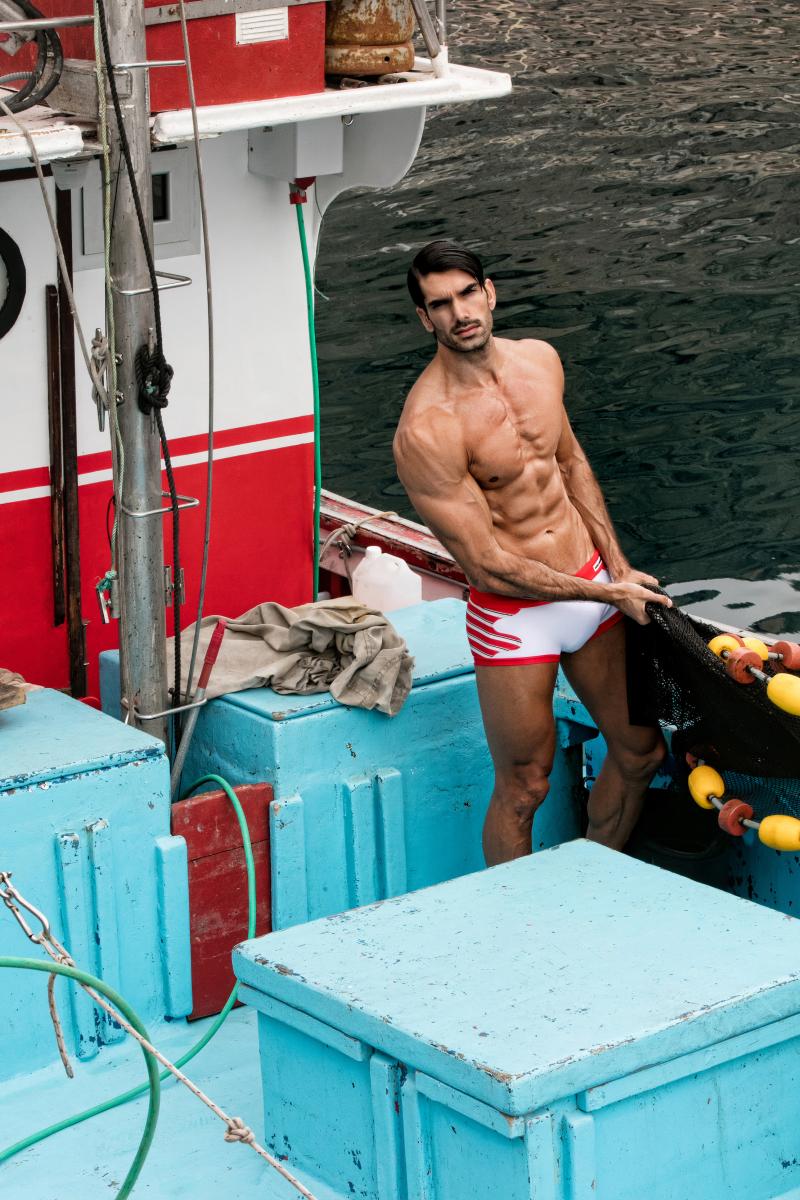 Swimwear Marine Line Lifestyle Without Logo (1)