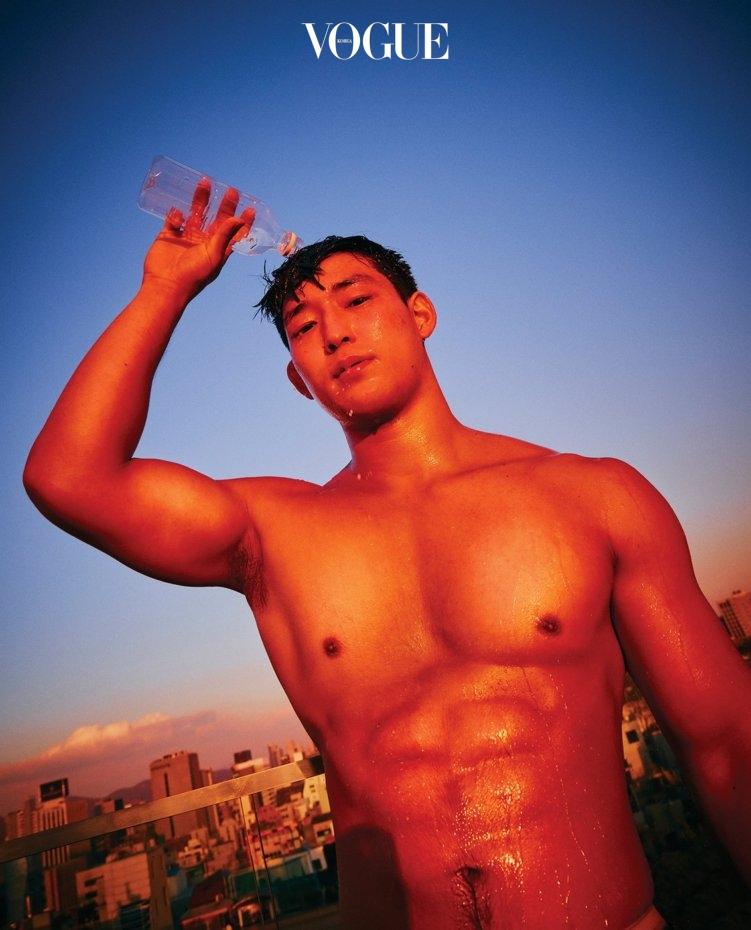 Son-hechan-vogue-korea-shirtless-wrestler-boyculture