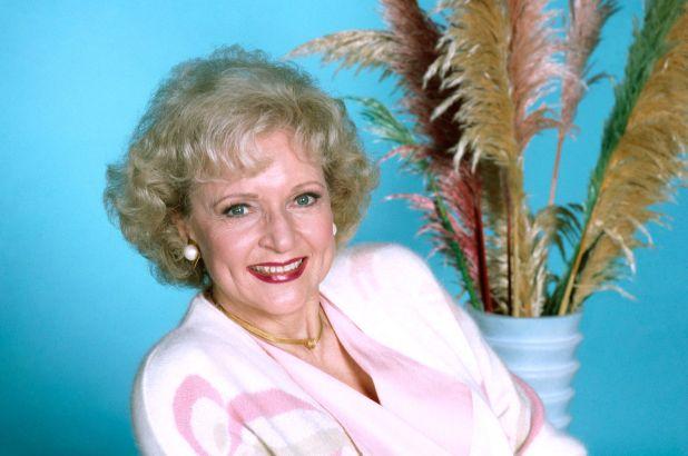 Betty White 98