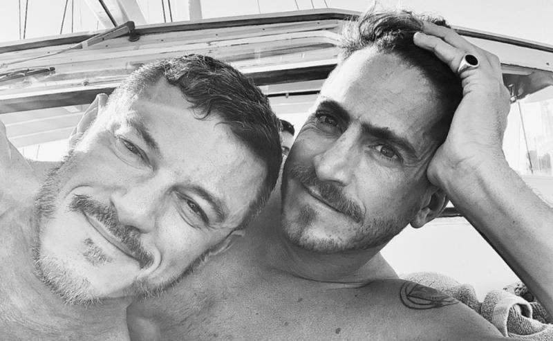 Rafael-olarra-luke-evans-hawaii-shirtless-gay-boyculture