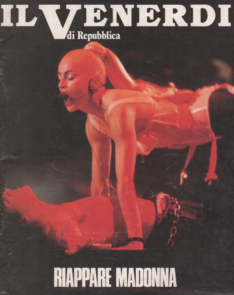 Encyclopedia-madonnica-boyculture-Il Venderdi 90 copy