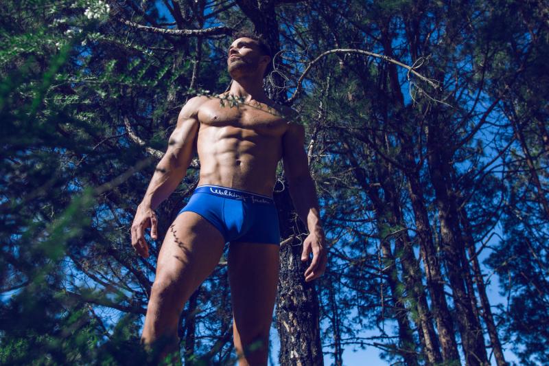 Walking Jack - Bluebird Trunks - Ricardo by Adrian C. Martin 01-boyculture