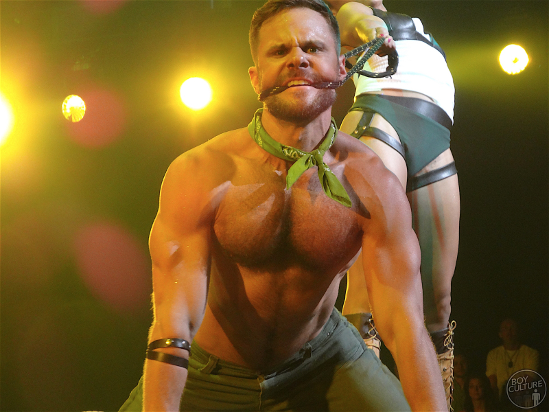 Matthew skrincosky shirtless hairy chest muscles broadway bares-boyculture