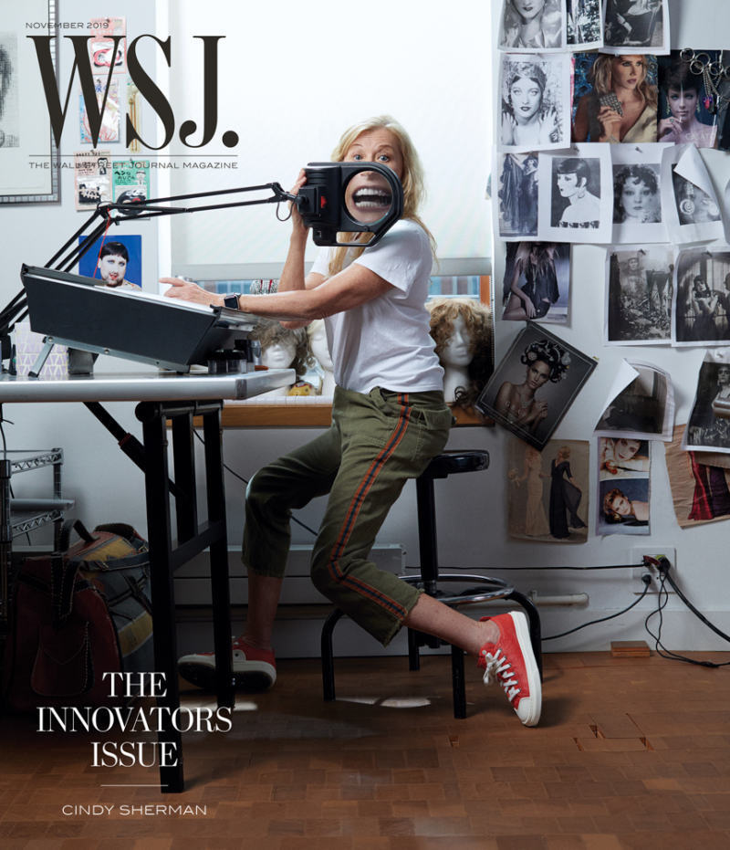 Cindy-sherman-WSJ Magazine -Cindy