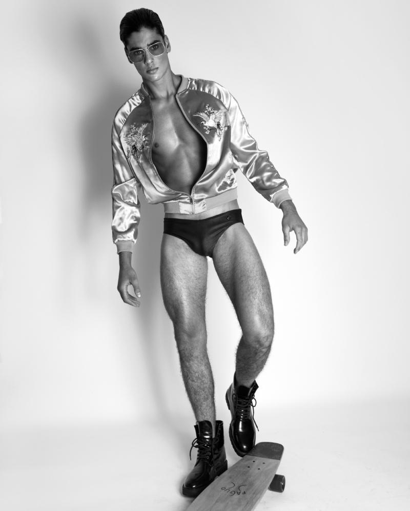Boyculture-RODEO DRIVE - Tom Leroy by Baldovino Barani x FACTORY Fanzine (79)