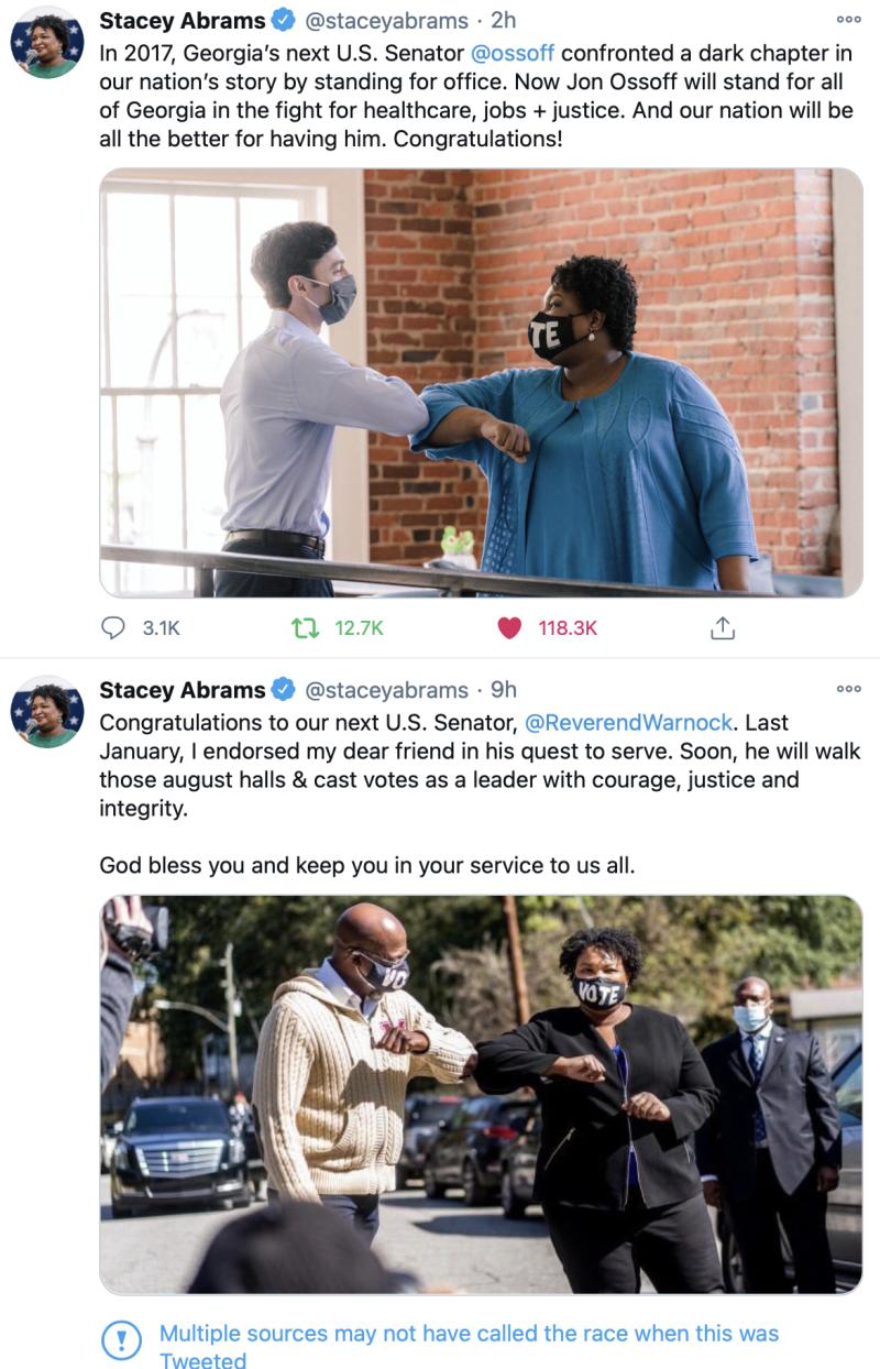 Stacey-abrams-raphael-warnock-senate-georgia-twitter-boyculture