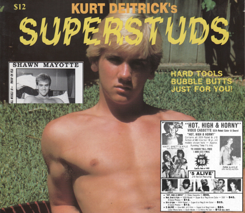 Boyculture-Kurt Deitricks Superstuds Shawn Mayotte