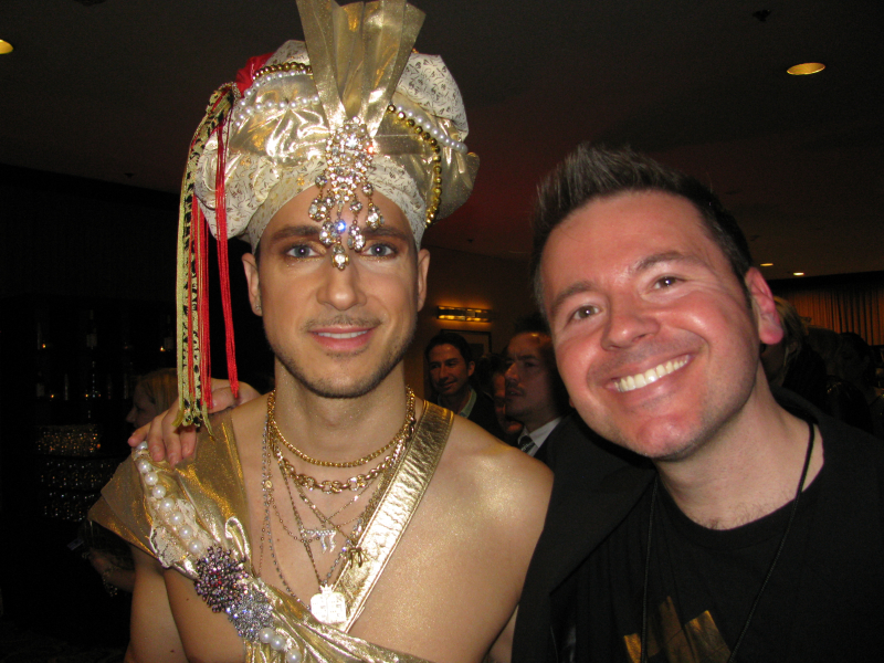 Ari Gold with Matthew Rettenmund IMG_9831