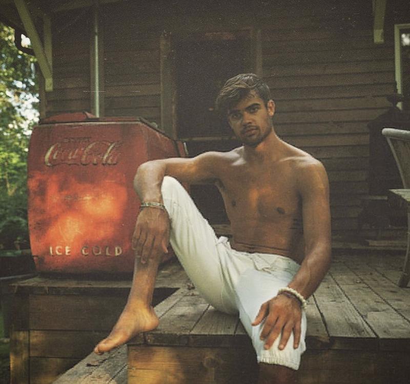Jake Bain shirtless boyculture