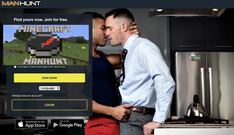 Manhunt-minecraft-gay-boyculture