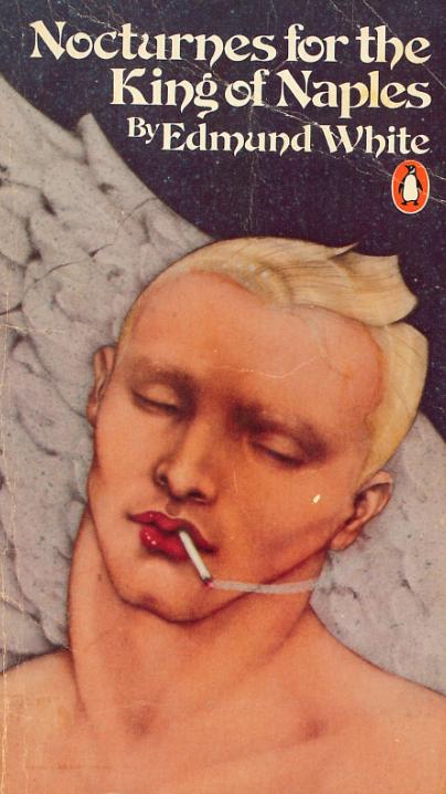 Mel-Odom-art-gay-Nocturnes-King-Naples-book-boyculture