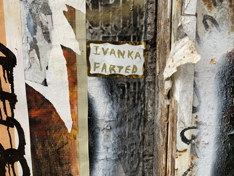 Ivanka-Trump-farted-NYC-art-by-Matthew-Rettenmund-boyculture