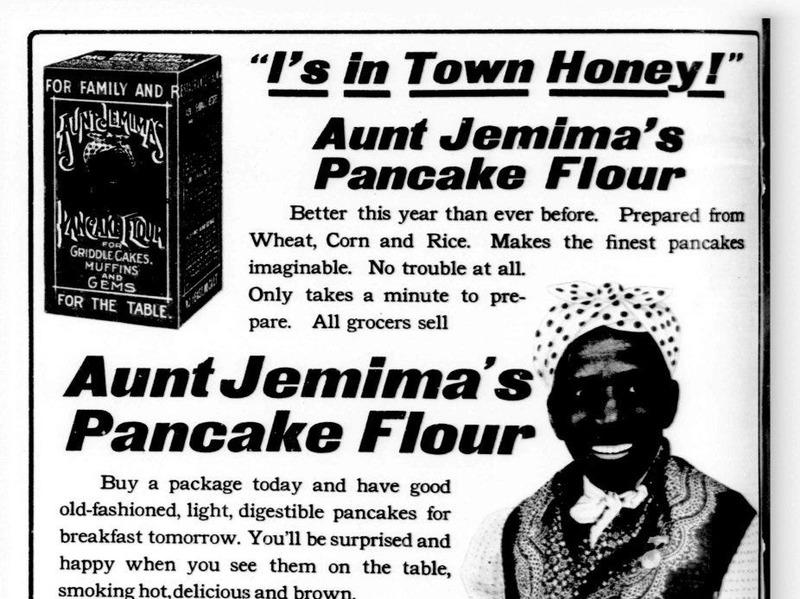 Boyculture-aunt jemima pancake flour ad-s800-c85