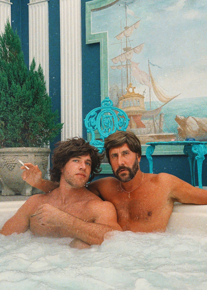 ALEX MECUM AND GREG IN JACUZZI. boycultureJPG