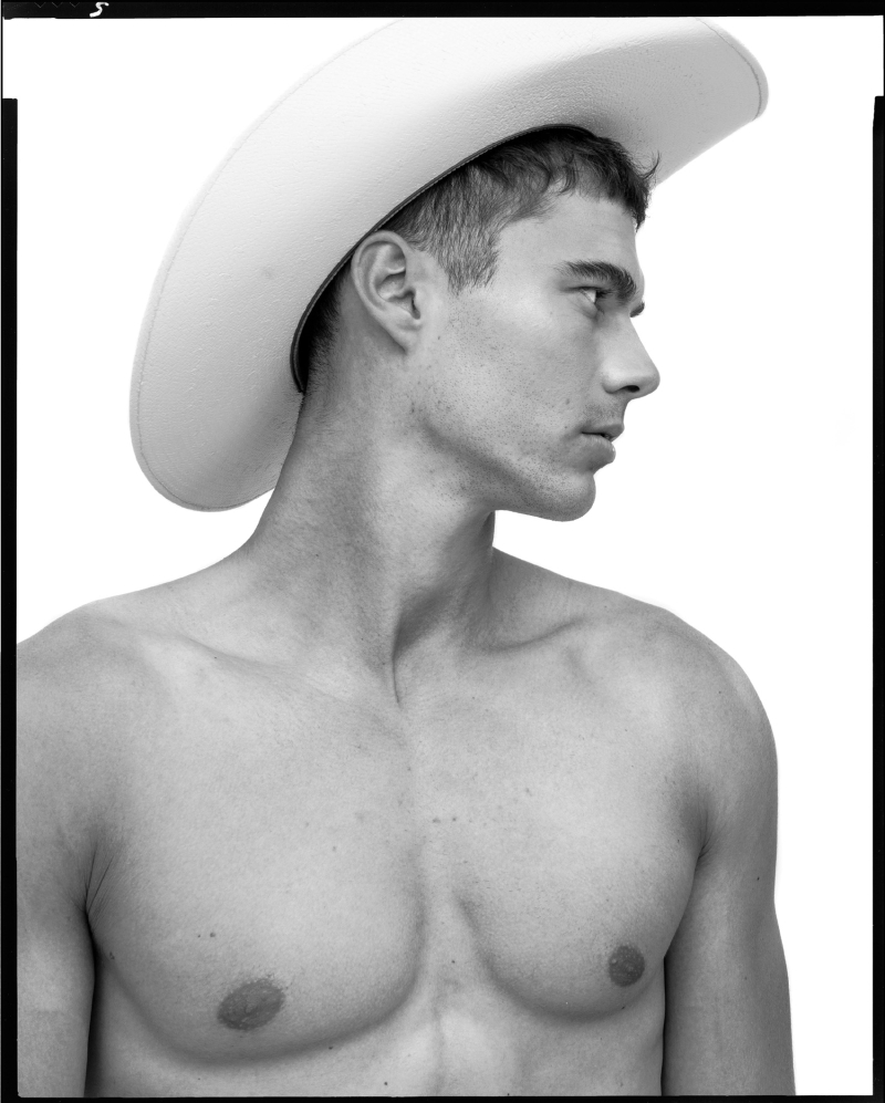 Nosebleed Cowboy - Scott Morton by Baldovino Barani for FACTORY Fanzine (9) boyculture