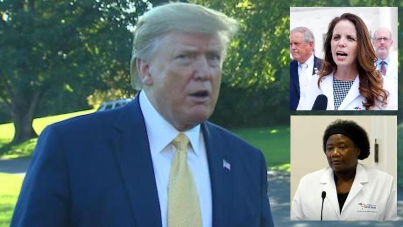 Trump-hydroxychloroquine-stella-immanuel-simone-gold-covid-19-boyculture