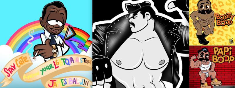 Beefcake-boss-gay-art-boyculture