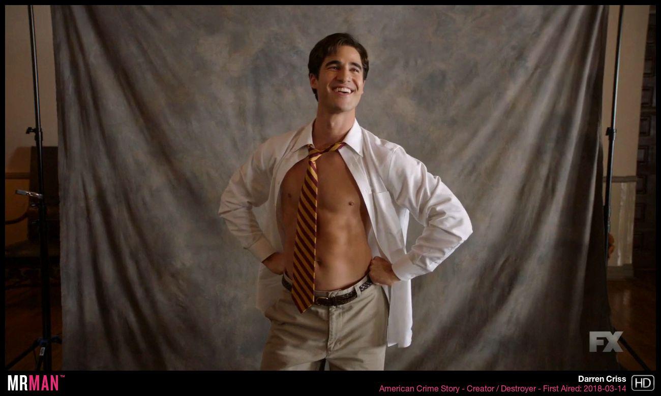 Darren Criss Explains Nude Viral Selfie