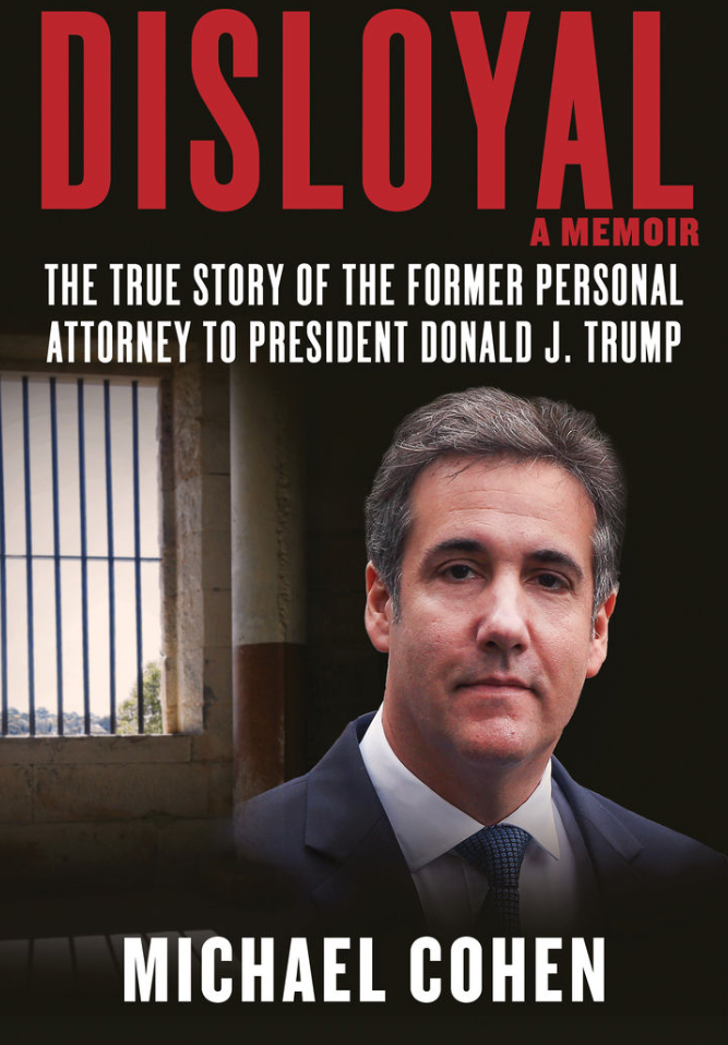 Michael-cohen-disloyal-trump-book-boyculture
