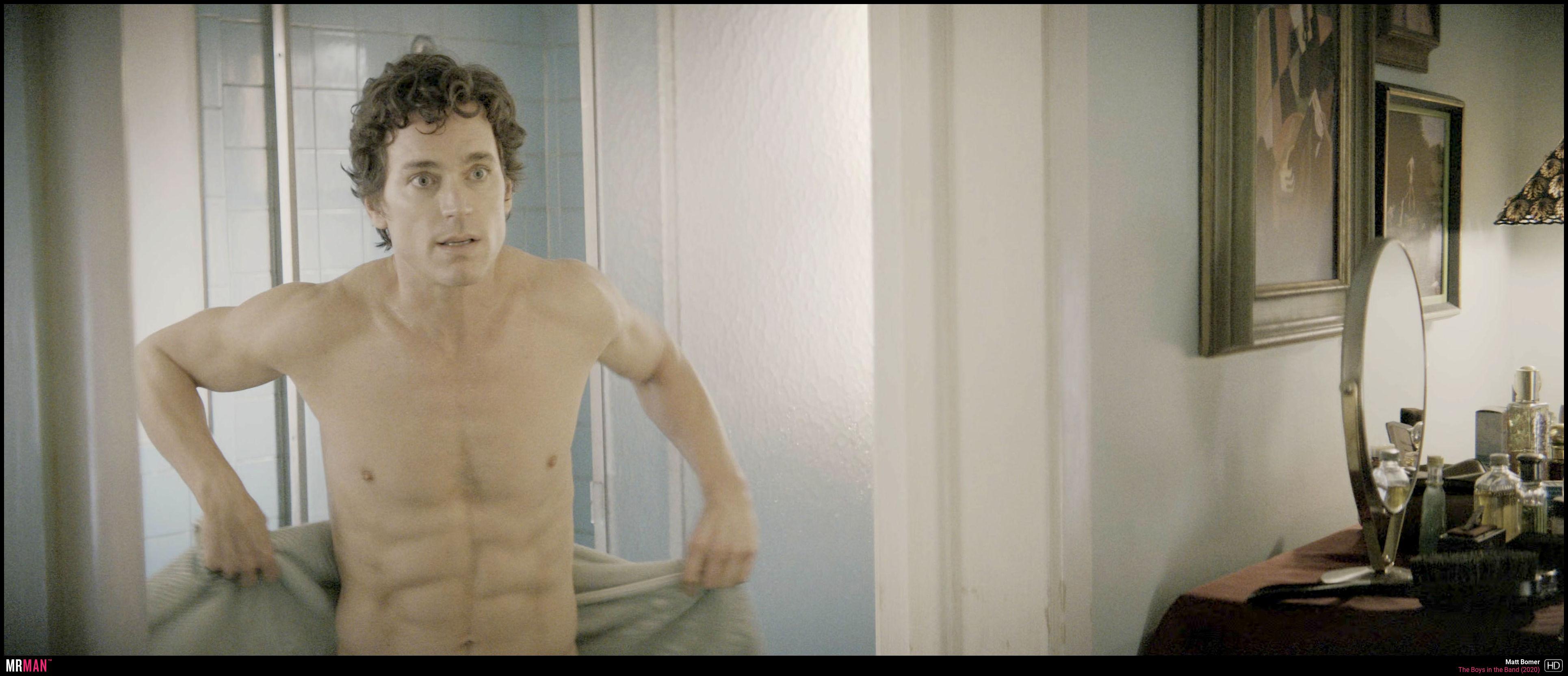 Bomer nude matt The Perfect