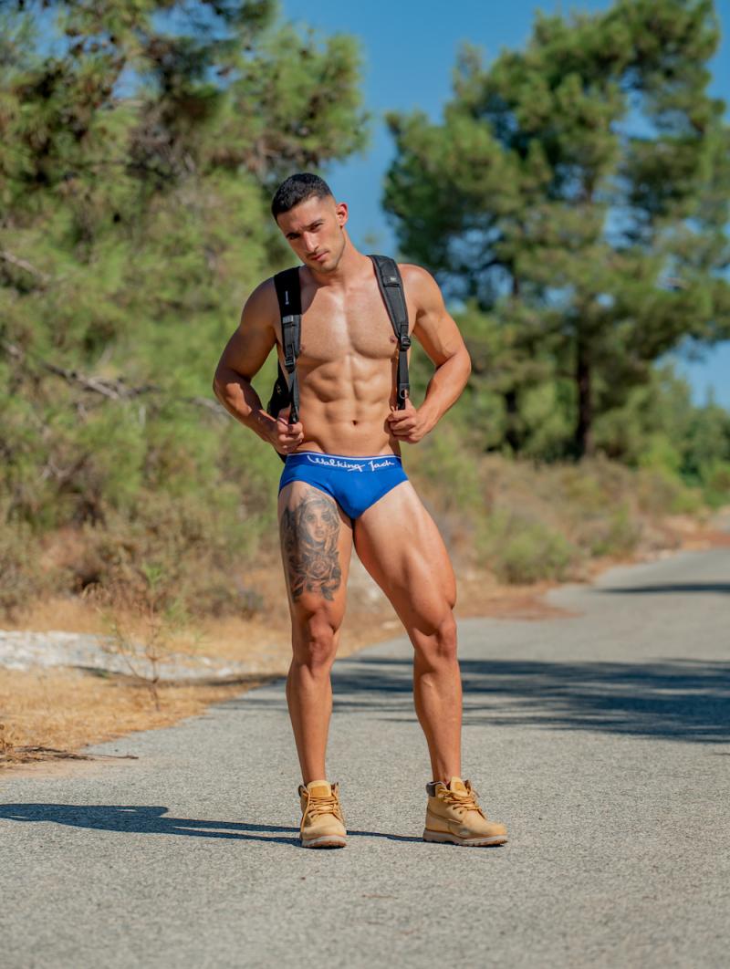 Boyculture-Walking Jack underwear - Aggelos by Canthos 10