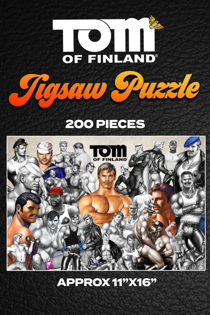 Tom-finland-jigsaw-boyculture