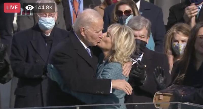 Bidens-kiss-inauguration-boyculture