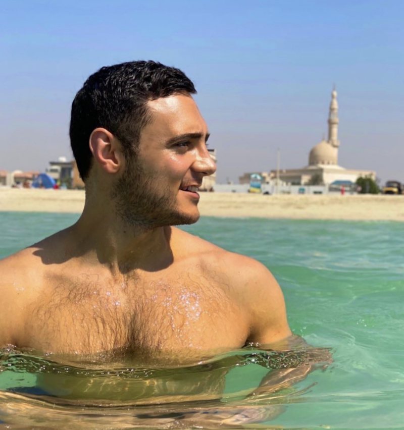 Steven-romo-shirtless-hairy-chest-vitamin-sea-uae-boyculture-gay