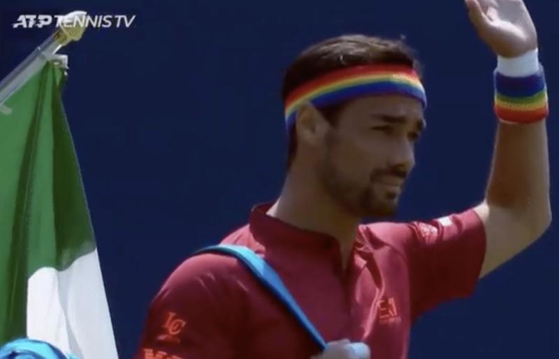 Fognini-gay-slur-rainbow-tennis-boyculture-lgbt-lgbtq