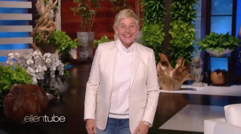 Ellen degeneres boyculture